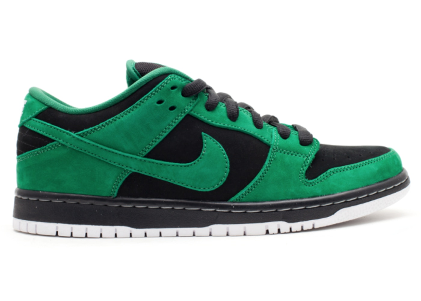 60eccf0813b0d8 Nike Dunk SB Low Pine Green Black - 313170-306