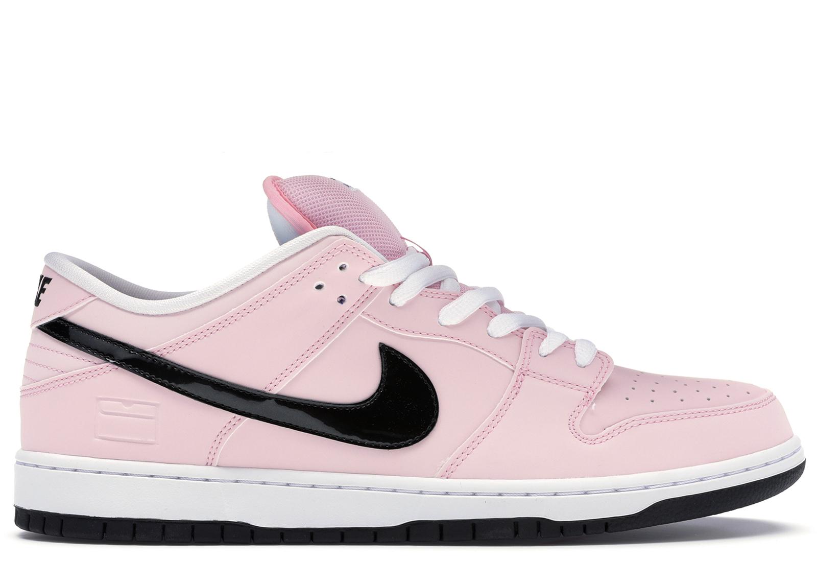 Nike Dunk SB Low Pink Box - 833474-601