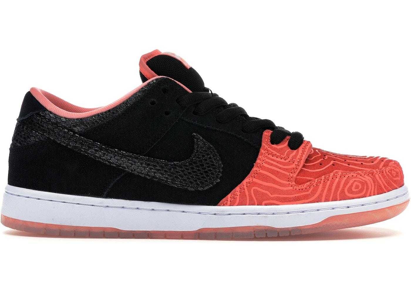 7075a9f1a3be Nike Dunk SB Low Premier Fish Ladder - 313170-603
