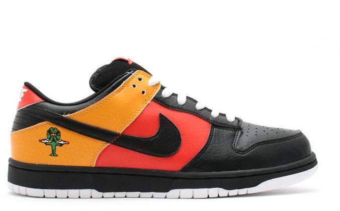 Nike Dunk SB Low Raygun - 304292-803
