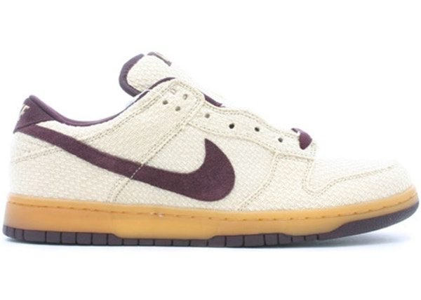 Nike Dunk SB Low Red Hemp - 304292-761 9bc451d44