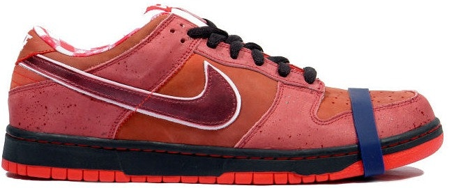Nike Dunk SB Low Red Lobster