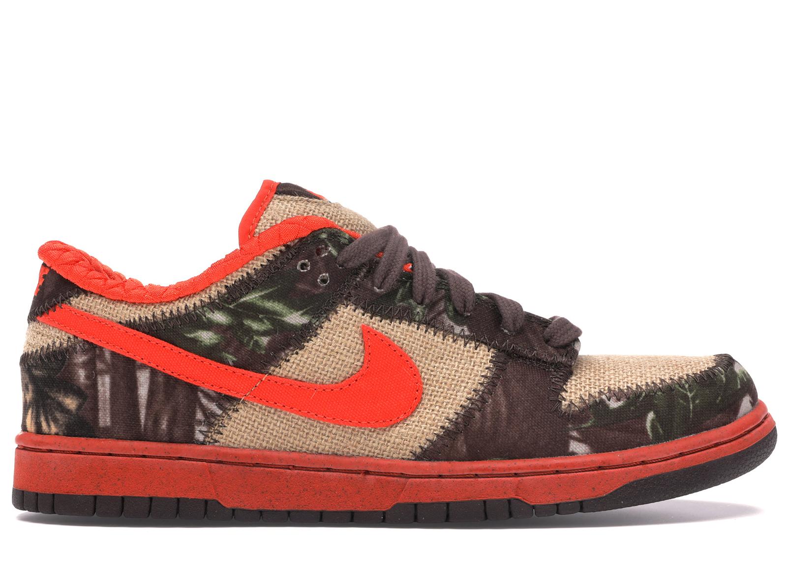 Nike Dunk SB Low Reese Forbes Hunter