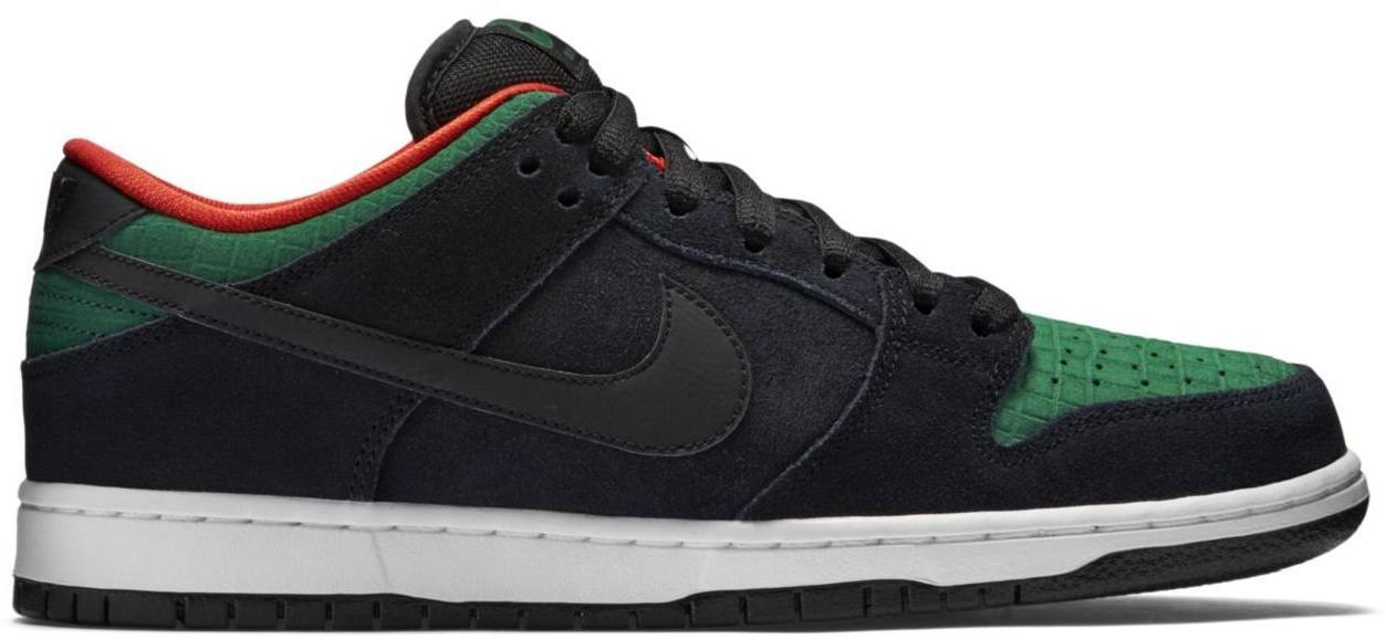 Nike Dunk SB Low Reptile Gucci - 304292-055