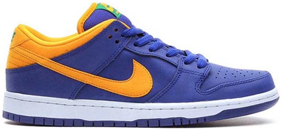 Nike Dunk SB Low Royal Blue Midas Gold