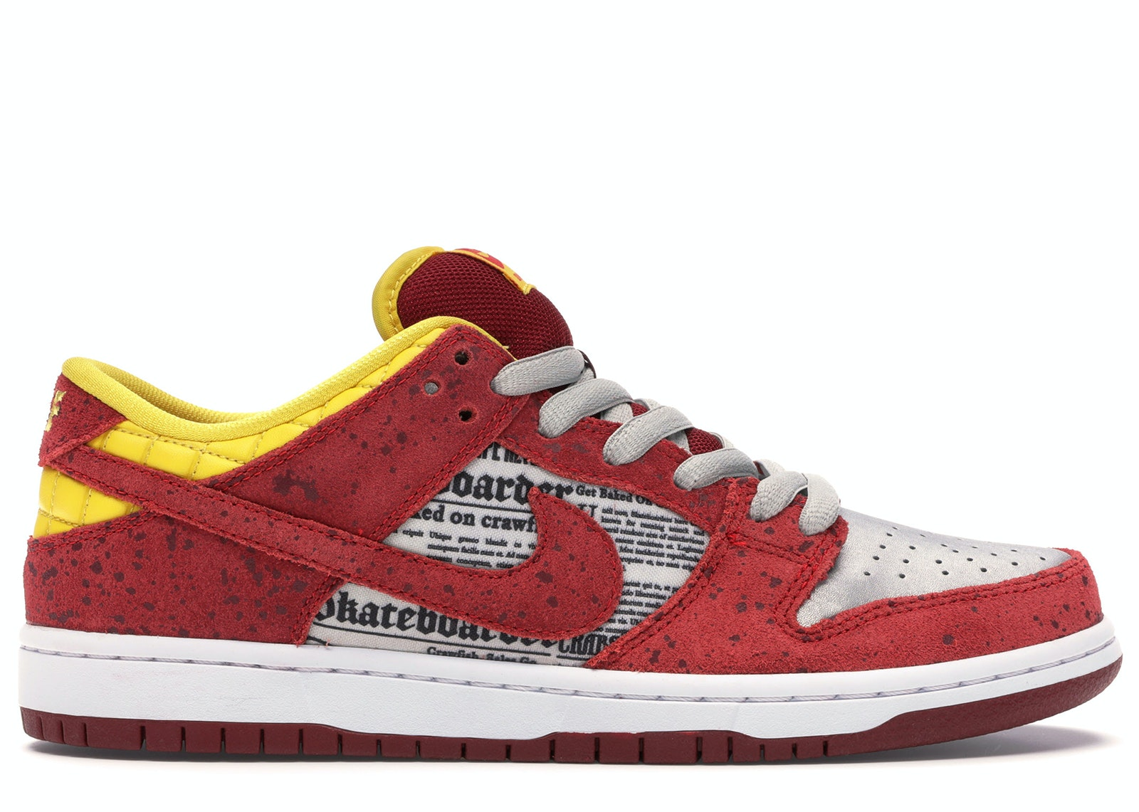"""Nike Dunk SB Low Rukus """"Crawfish"""""""