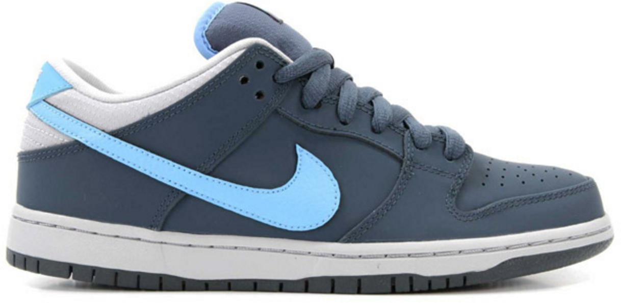 Nike Dunk SB Low Squadron Blue - 304292-414
