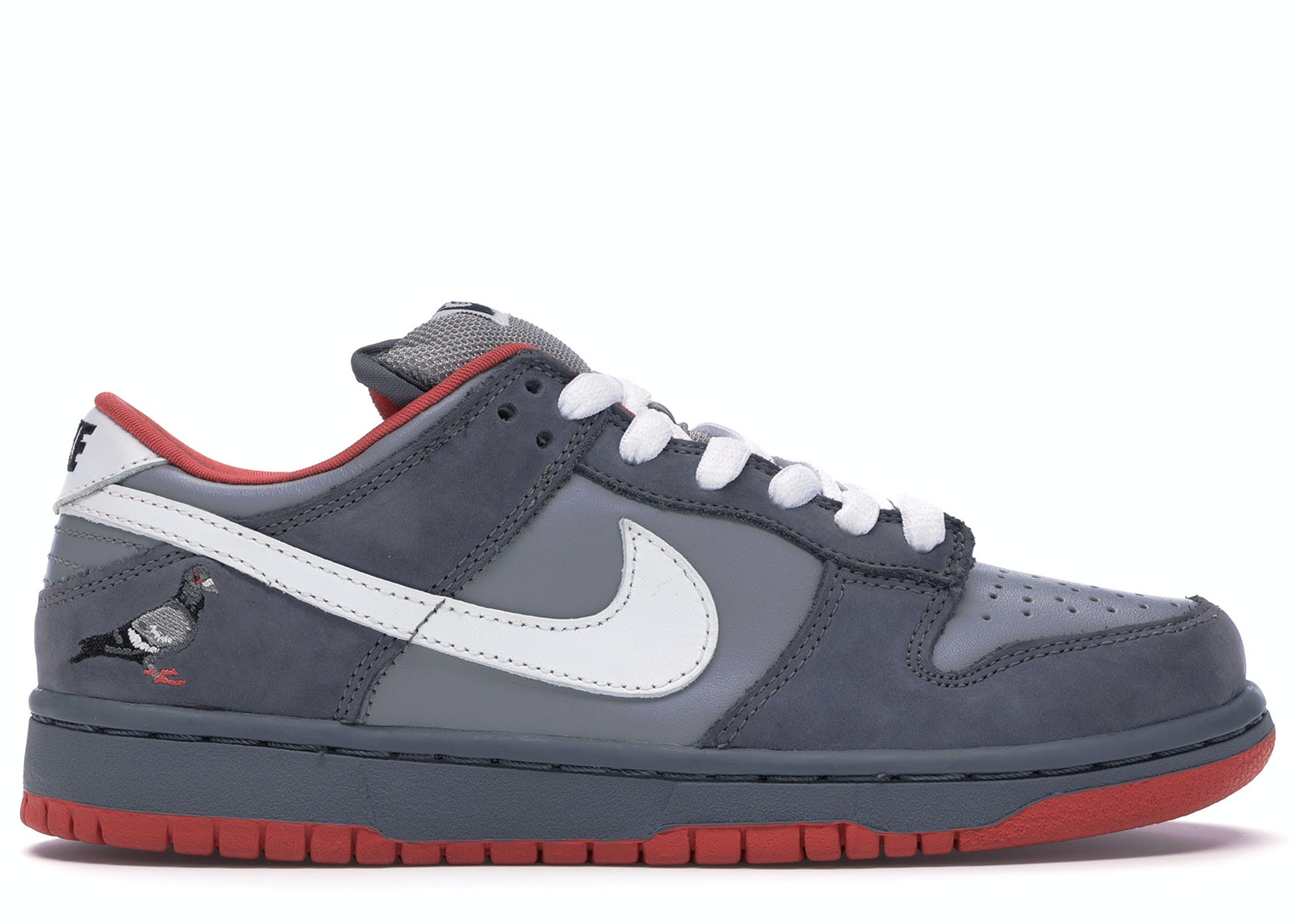 "Nike Dunk SB Low Staple ""NYC Pigeon"""