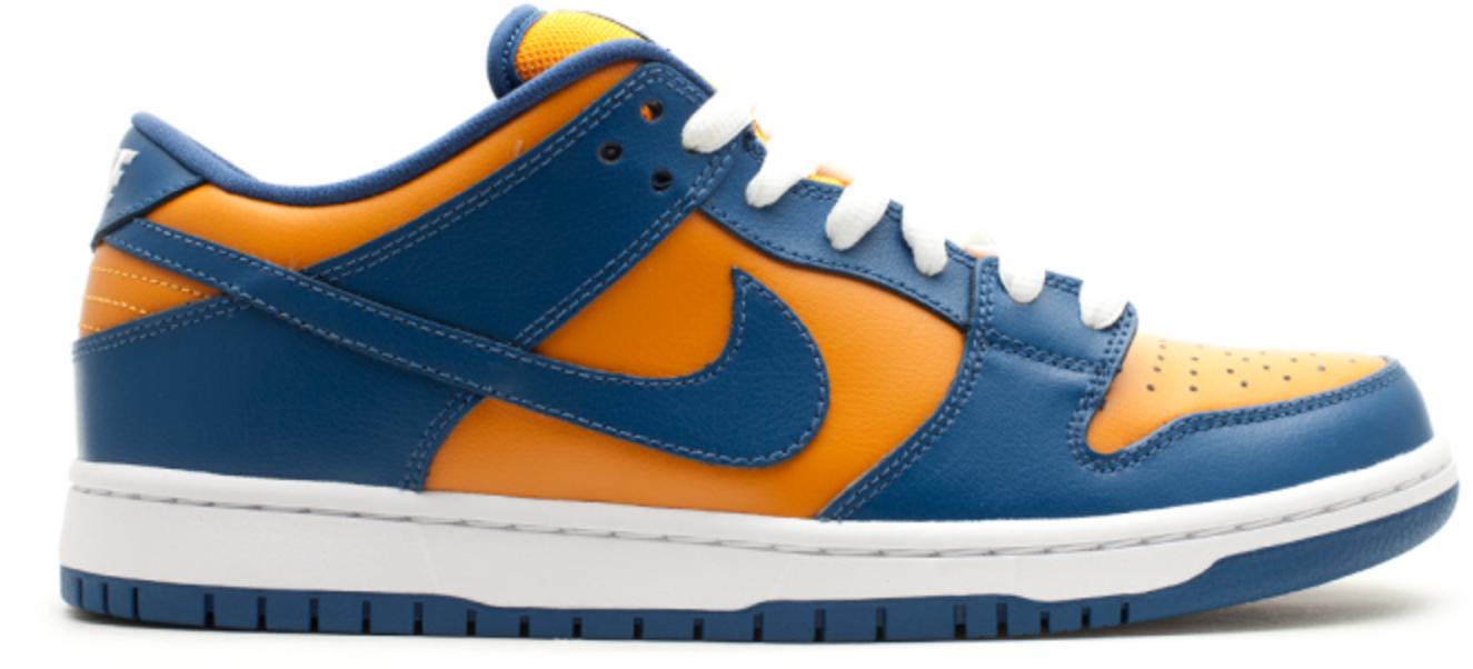 Nike Dunk SB Low Sunset French Blue