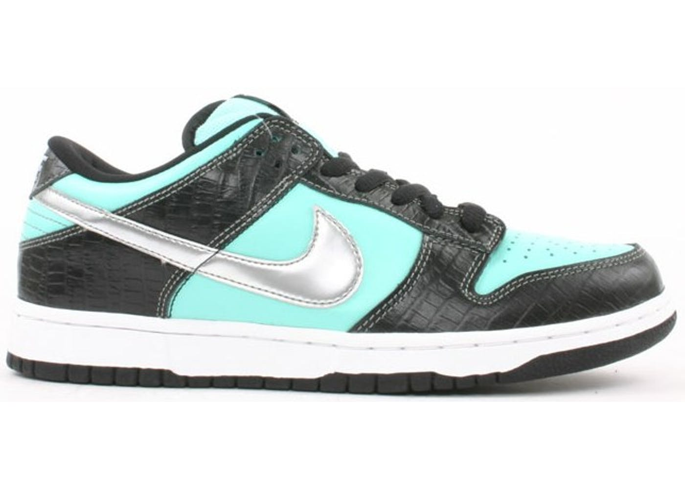 2fcbc0d9c680df ... Tiffany Nike Dunk SB Low Diamond Supply Co. ...