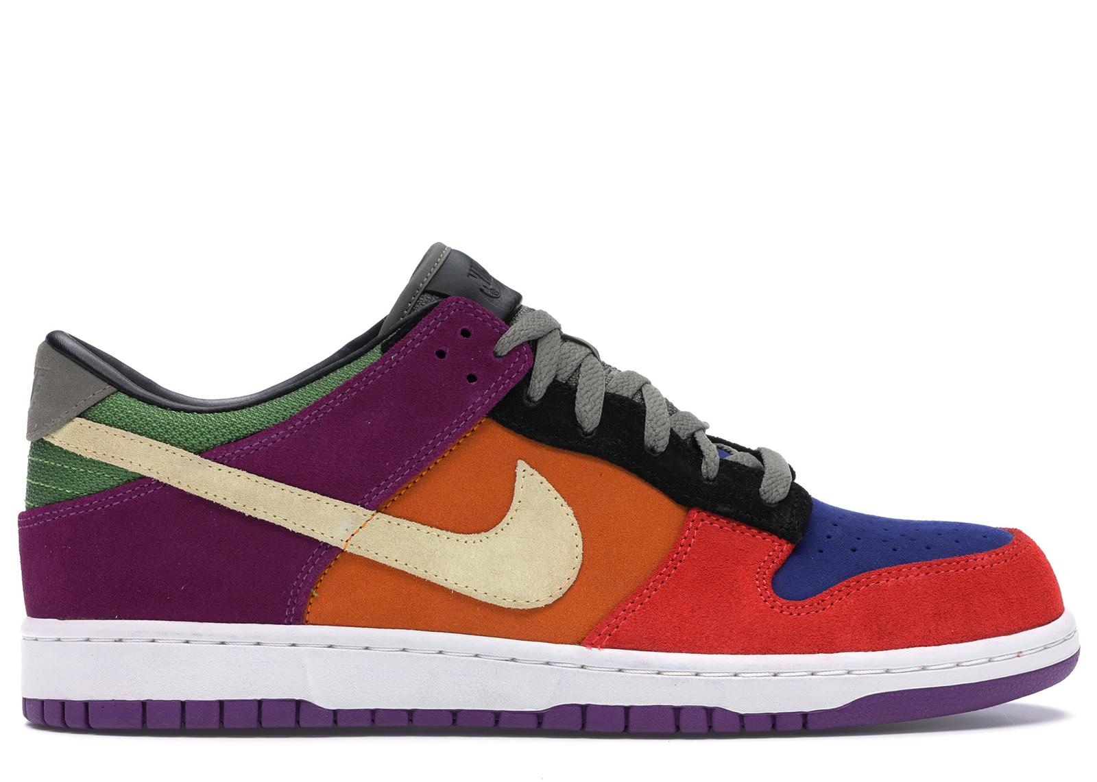 Nike Dunk Low Viotech (2013) - 617069-550
