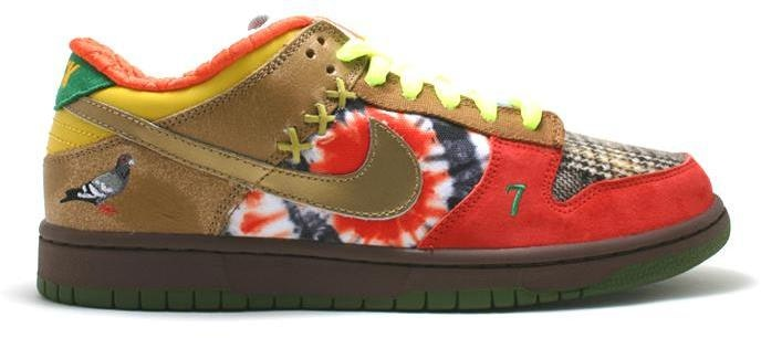 Nike Dunk SB Low What The Dunk