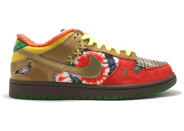 watch a283b 2322e Nike Dunk SB Low What the Dunk