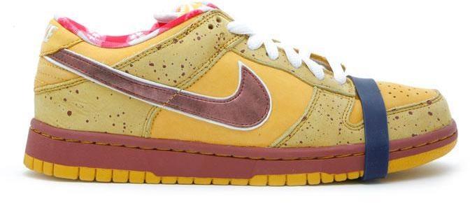 Nike Dunk SB Low Yellow Lobster