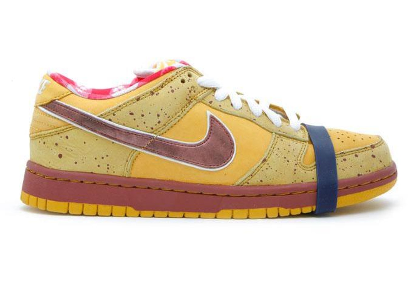 purchase cheap deeae 4a56f Nike Dunk SB Low Yellow Lobster - 313170-137566