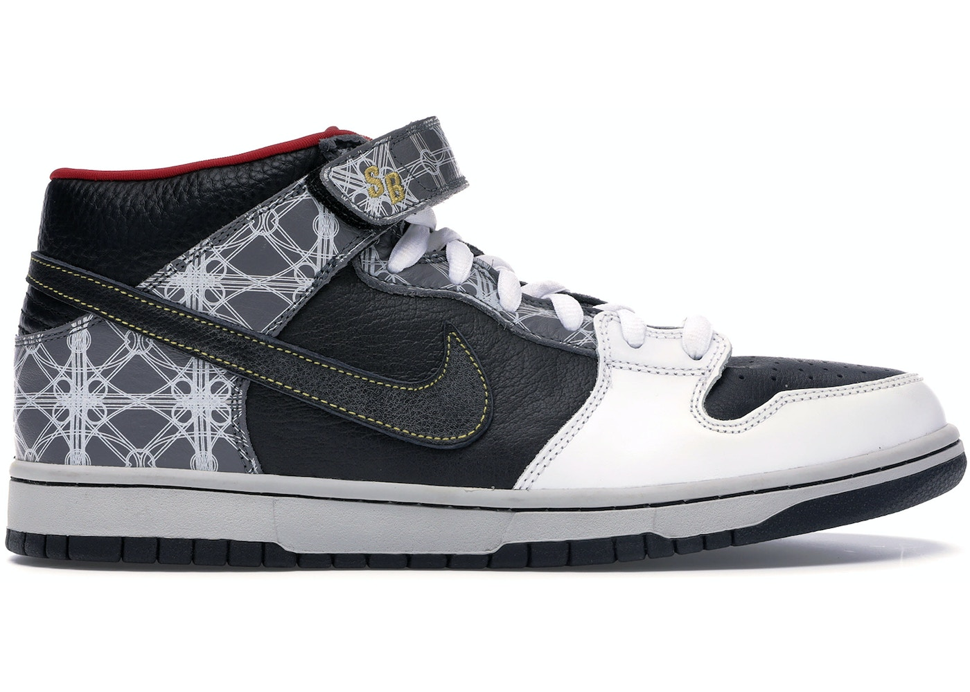 new concept 4fa87 6203b Buy Nike SB SB Dunk Mid Shoes & Deadstock Sneakers