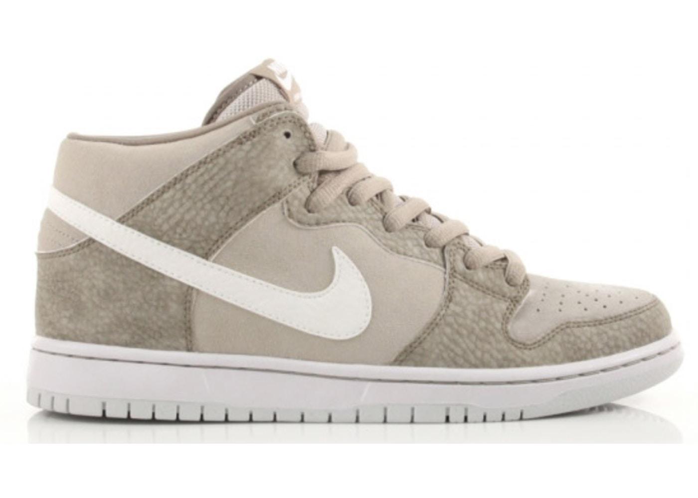 buy online baef5 bf50c Nike Dunk SB Mid Khaki (2012)