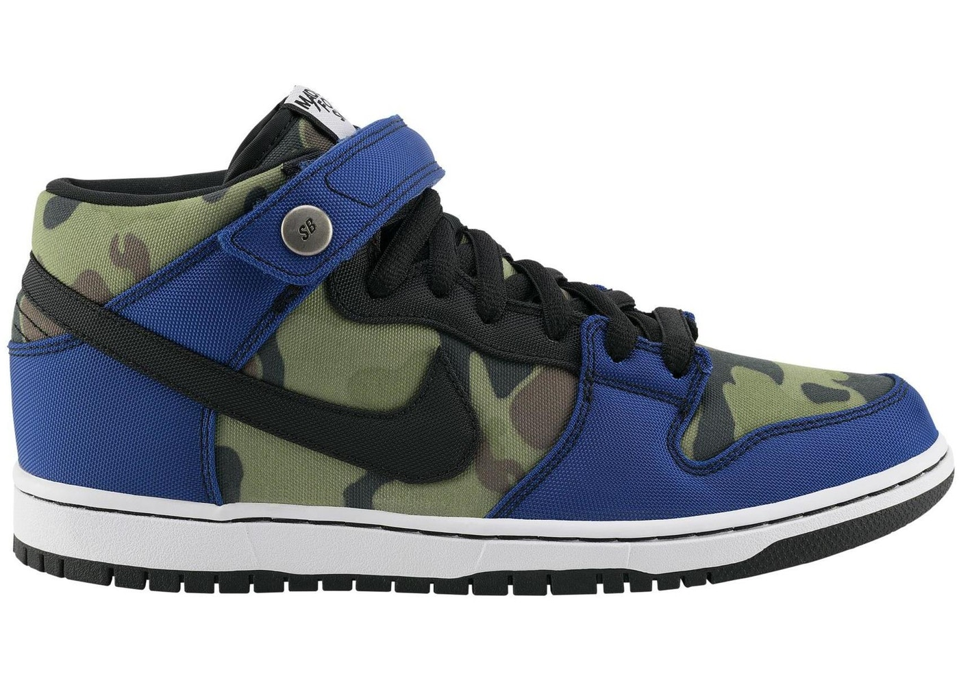 on sale 02ec3 dc873 Nike Dunk SB Mid Made for Skate