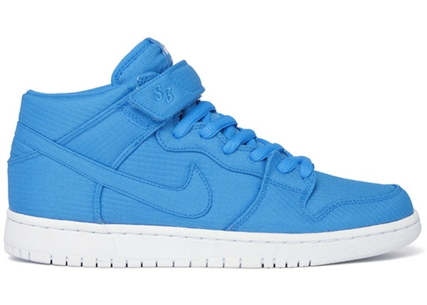 check out beb7c 40895 lowest ask.  115. Nike Dunk SB Mid Photo Blue Ripstop