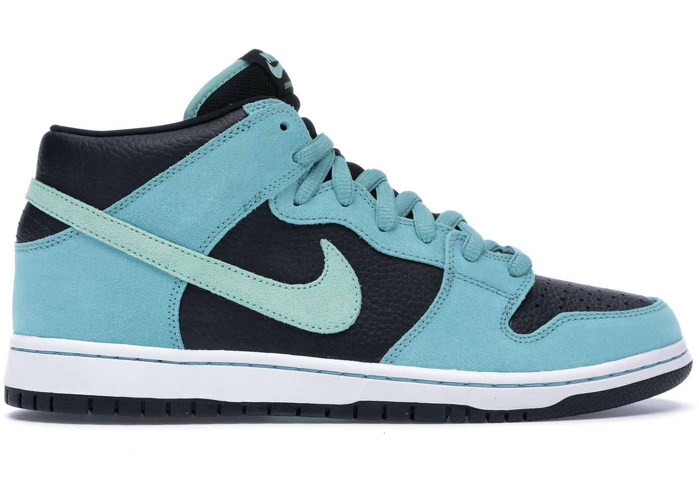 cheap for discount 0f929 a7bea Nike Dunk SB Mid Sea Crystal - 314383-033