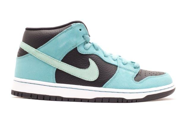 sports shoes c844a b9f93 Nike Dunk SB Mid Sea Crystal ...