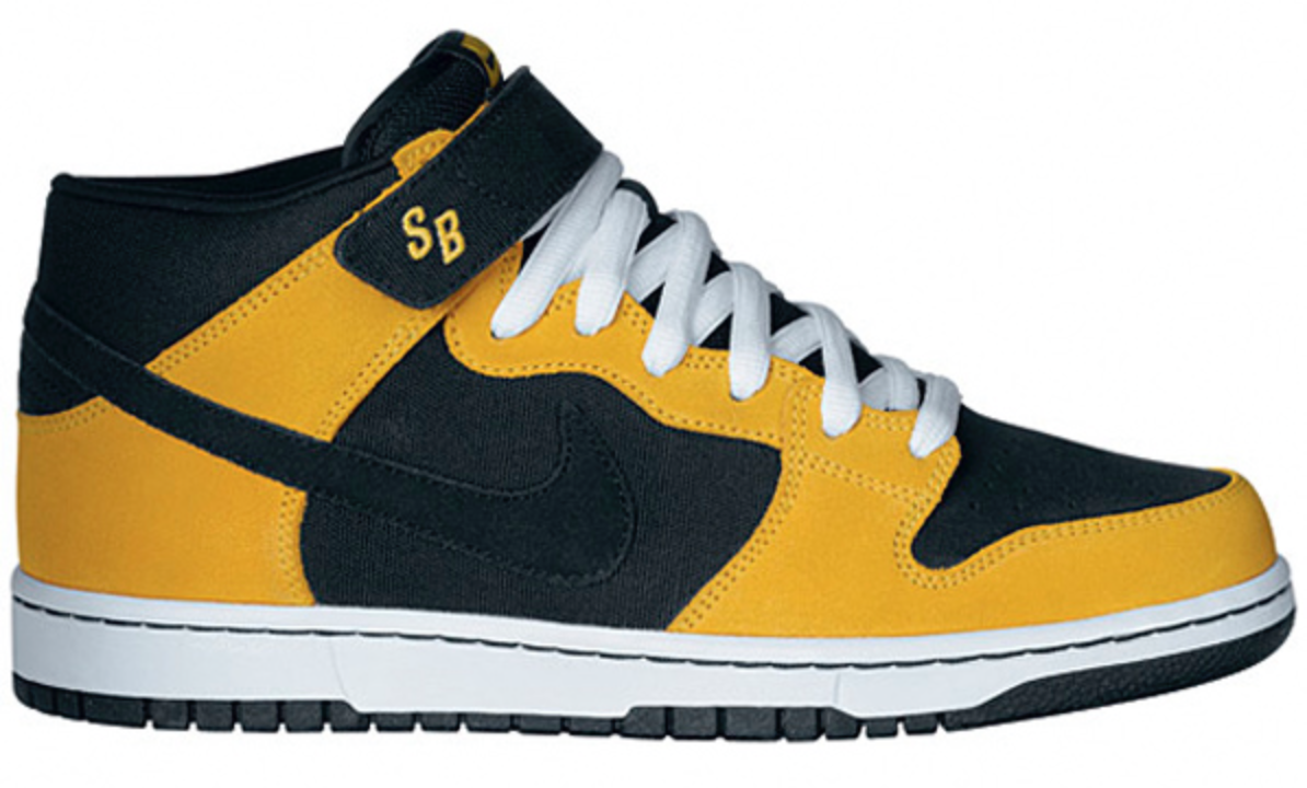 Nike Dunk SB Mid Wu-Tang - 314383-004