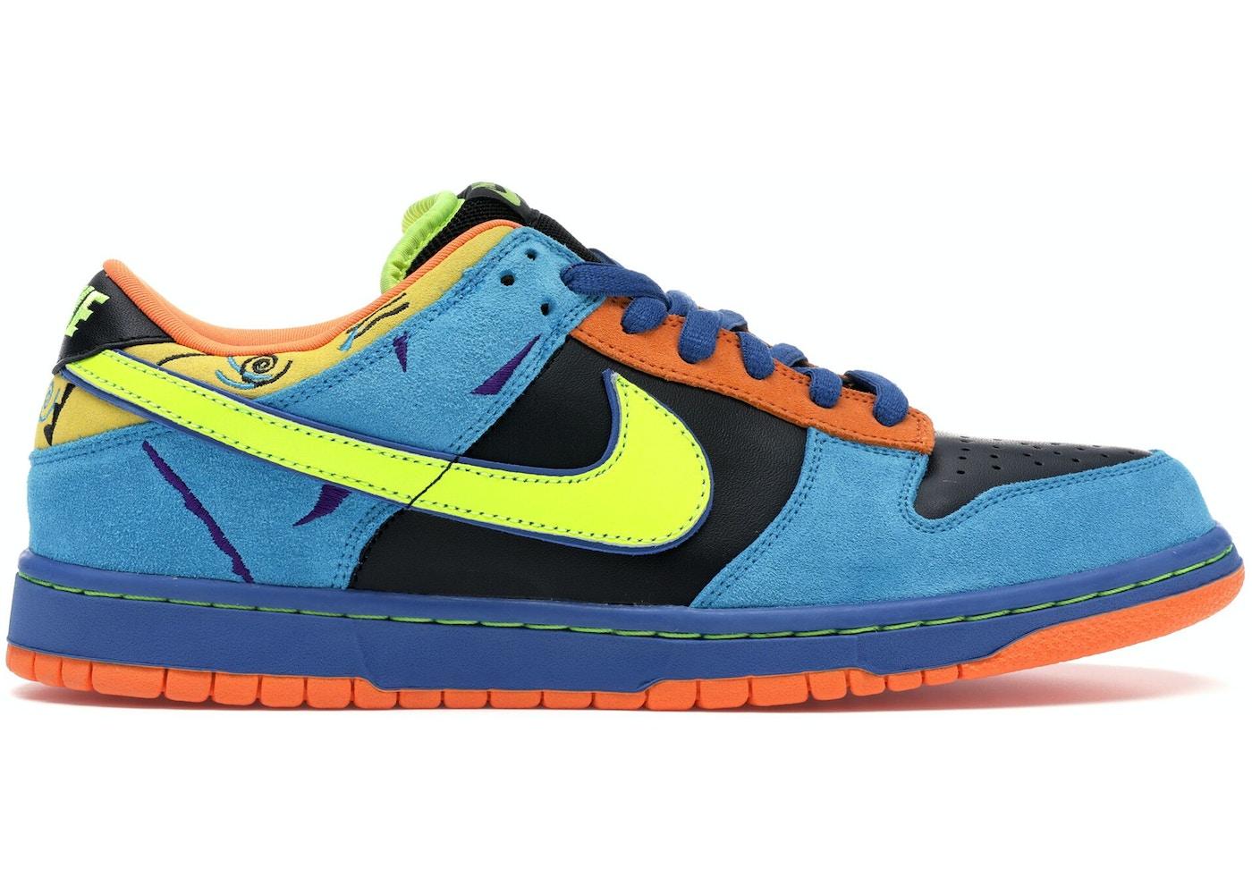super popular f1a40 c56a4 Nike Dunk SB Low Skate or Die