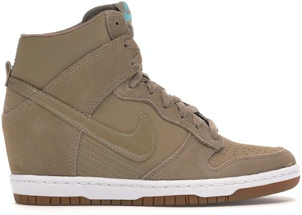 outlet store b3b43 a0e23 Nike Dunk Sky Hi Desert Camo (W)