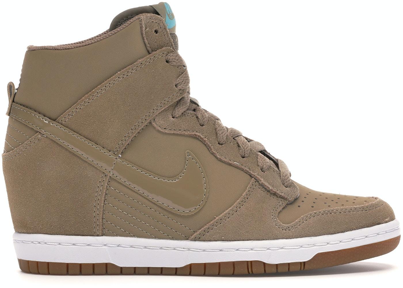 watch 1bfc8 e6292 Nike Dunk Sky Hi Desert Camo (W) - 644877-200
