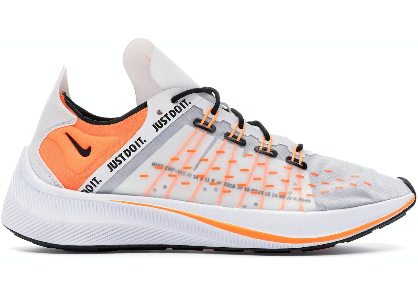 Brote Repegar Respetuoso del medio ambiente  Nike EXP-X14 Just Do It Pack White - AO3095-100