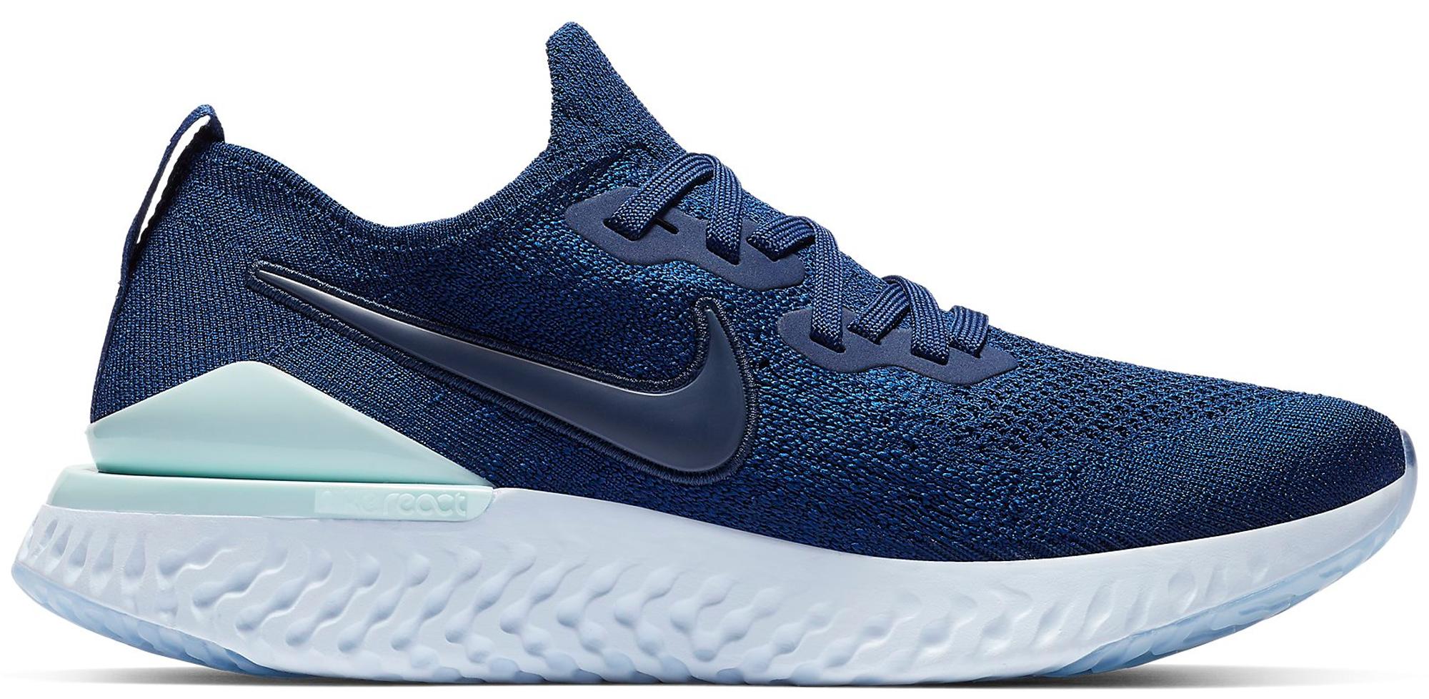 Nike Epic React Flyknit 2 Blue Void (W
