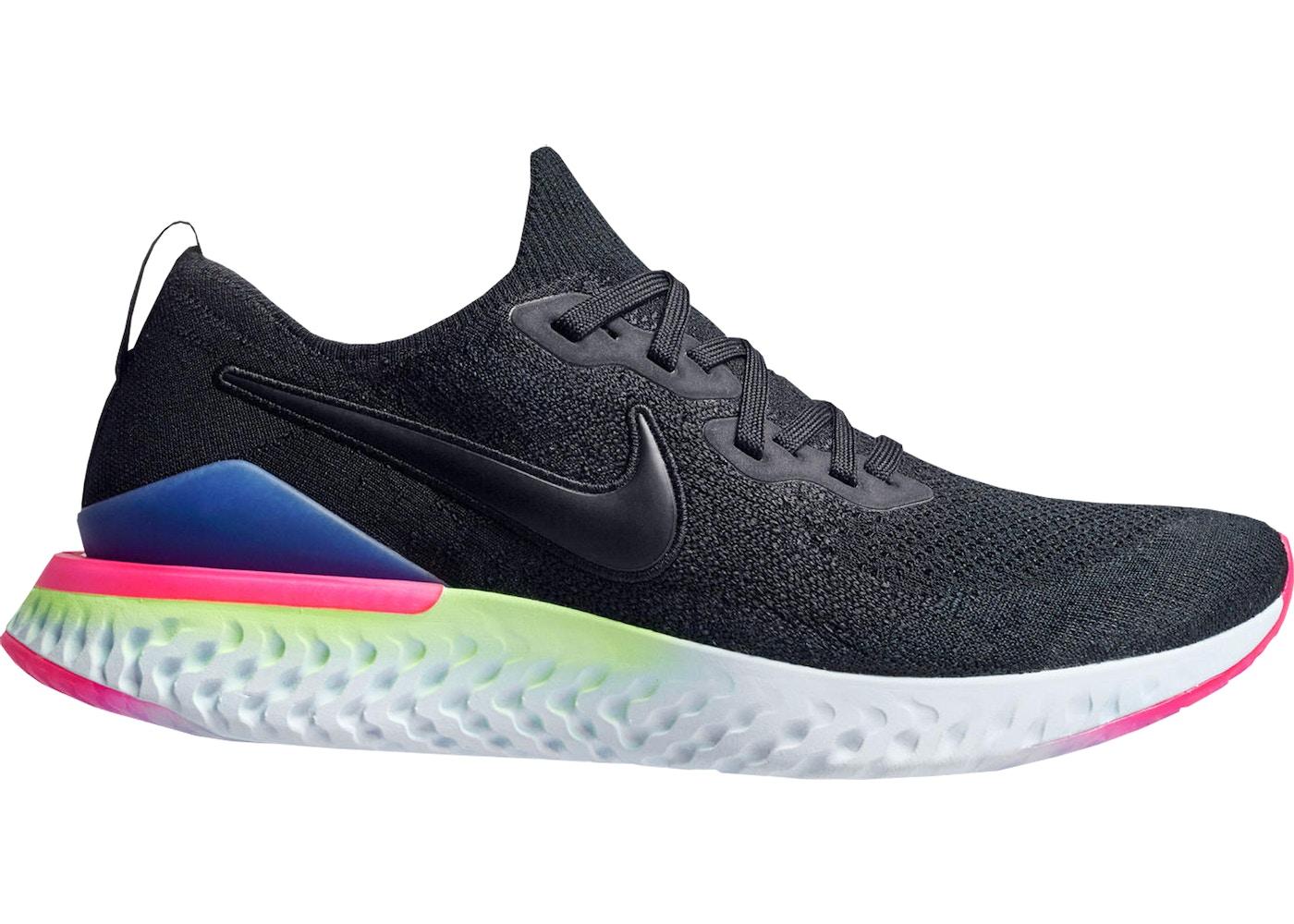 83d82443e8fe1 Nike Epic React Flyknit 2 Pixel - BQ8928-005