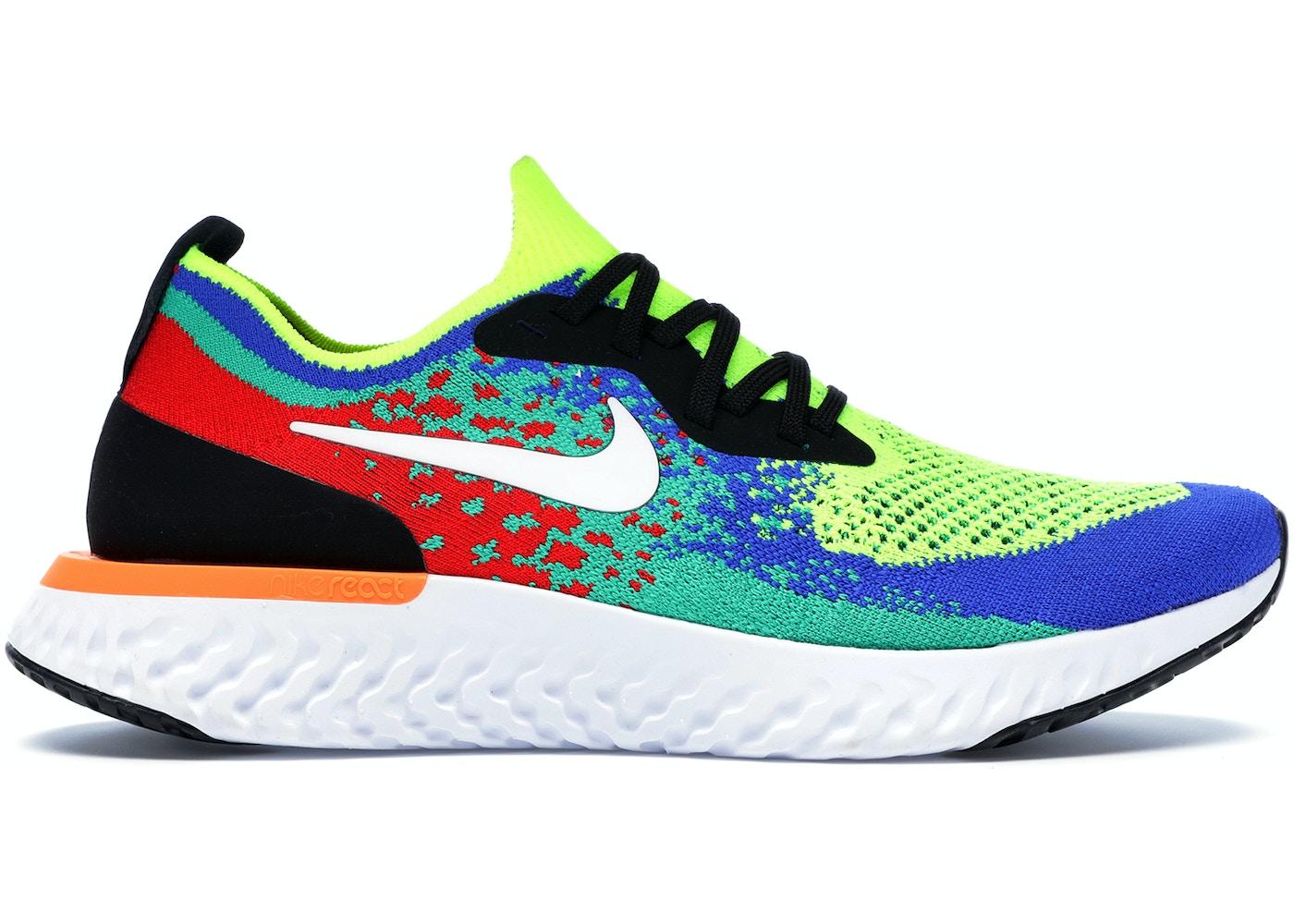 e237de0dcf485 Nike Epic React Flyknit Belgium