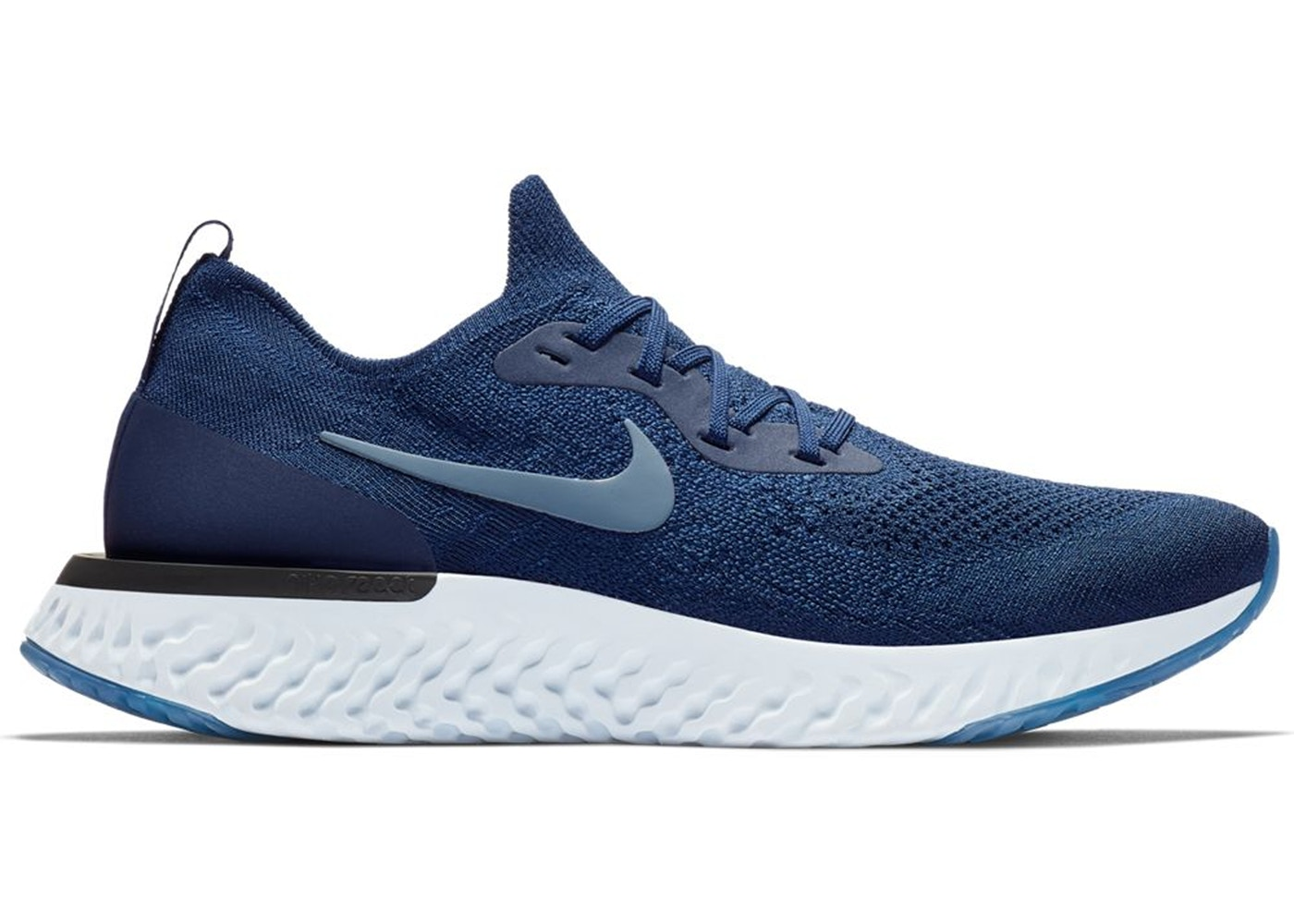 a2fab95d05c8f Sell. or Ask. Size  7.5. View All Bids. Nike Epic React Flyknit College Navy  ...