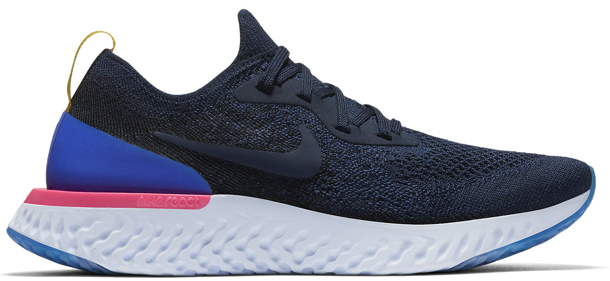 Nike Epic React Flyknit College Navy (W)