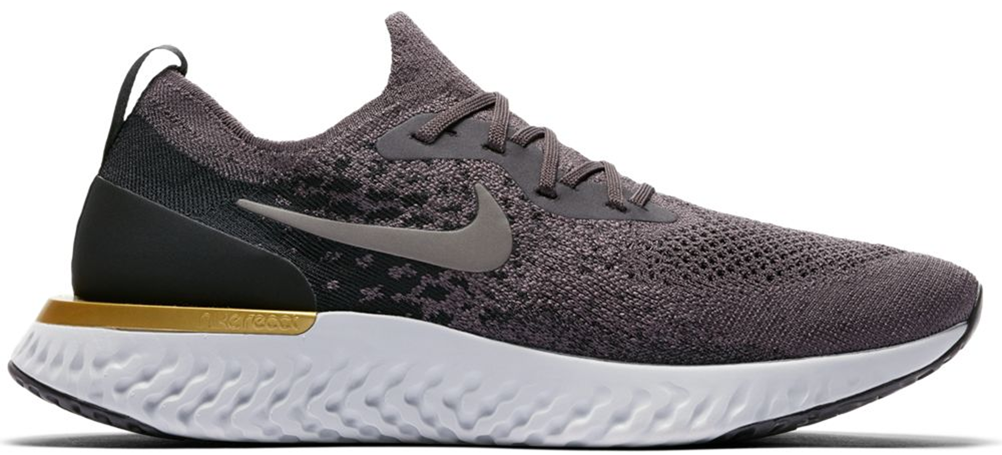 Pre-owned Nike Epic React Flyknit Deep