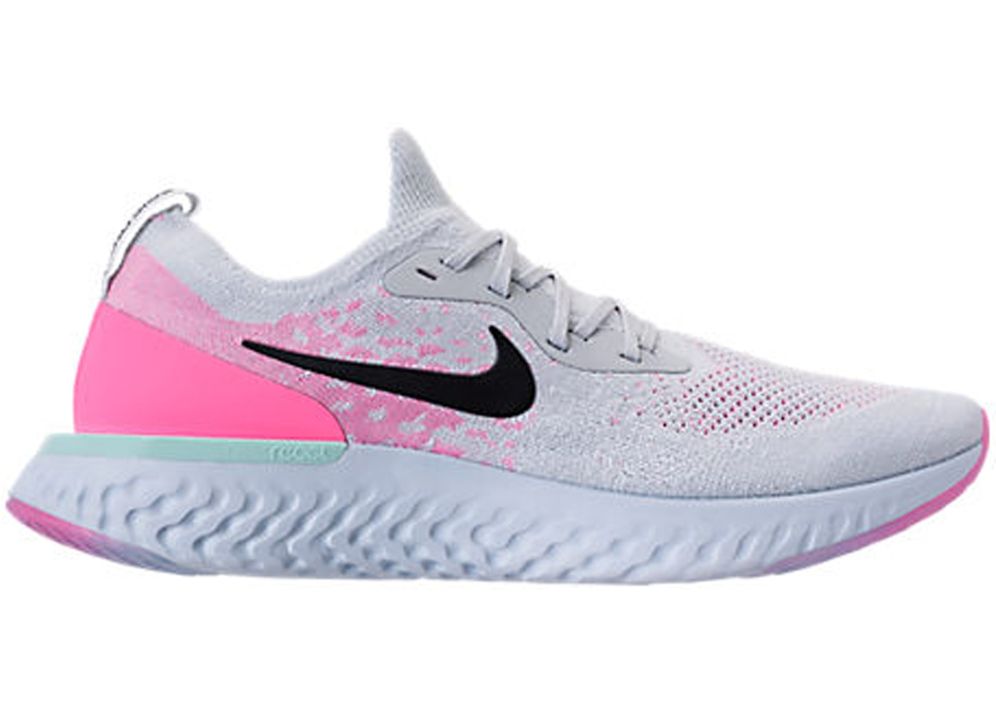 e2a815d181b6 Nike Epic React Flyknit First Blush - AQ0067-007