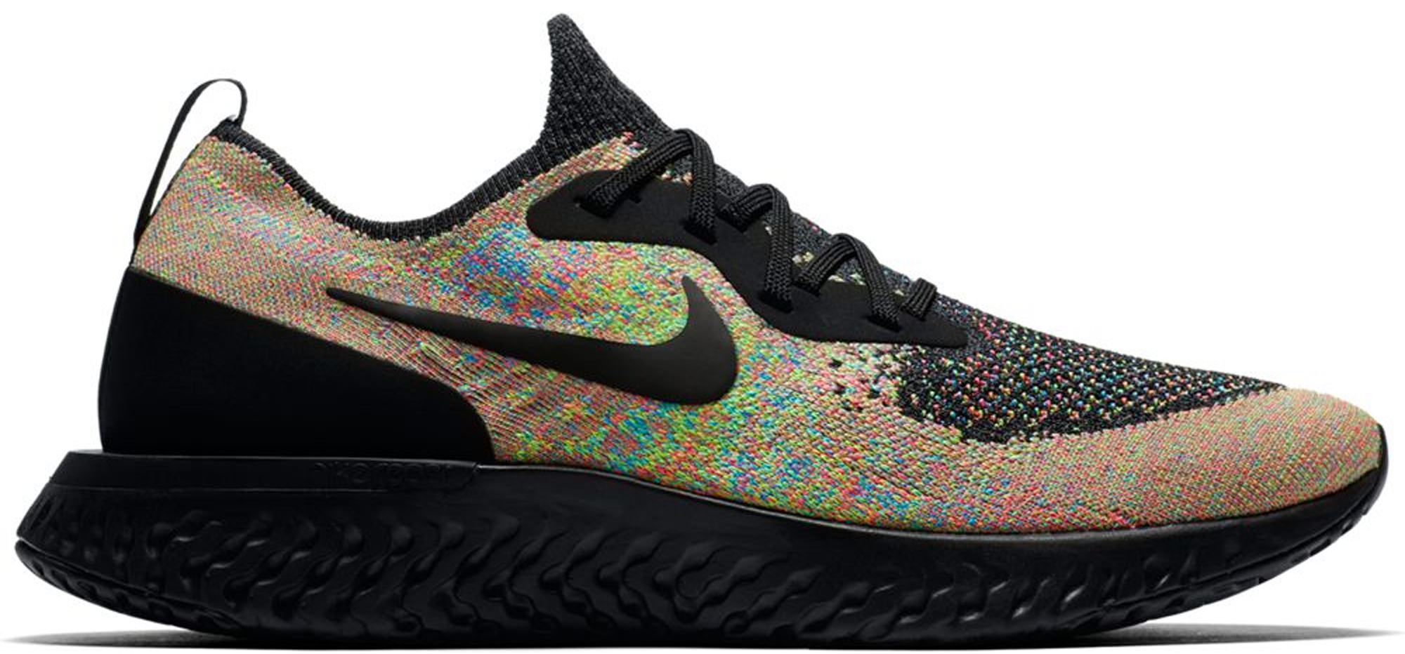 Nike Epic React Flyknit Multi-Color