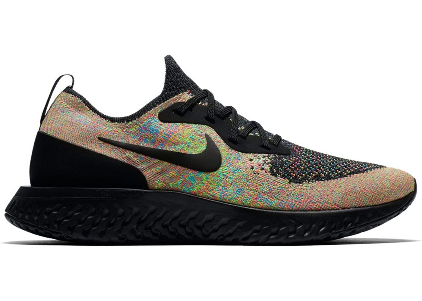 Epic React Nike Epic React Flyknit Multi-Color - AT6162-001