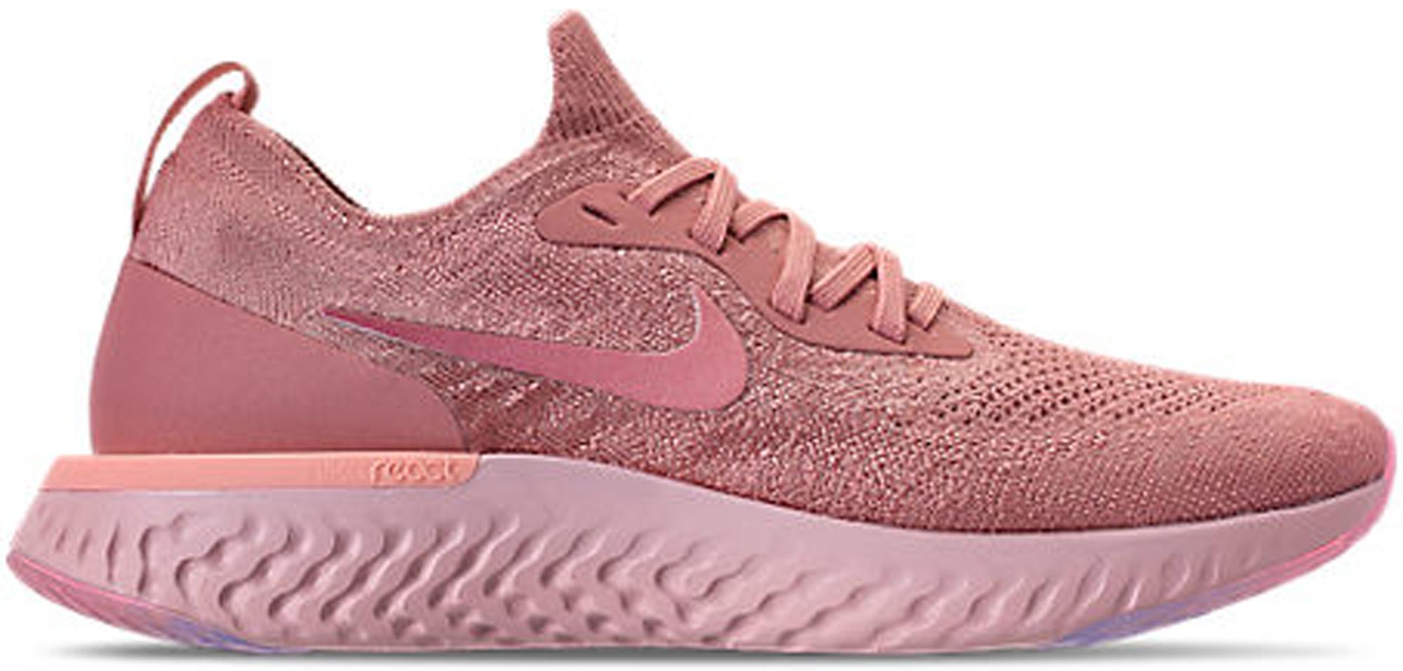 Nike Epic React Flyknit Pink Tint (W