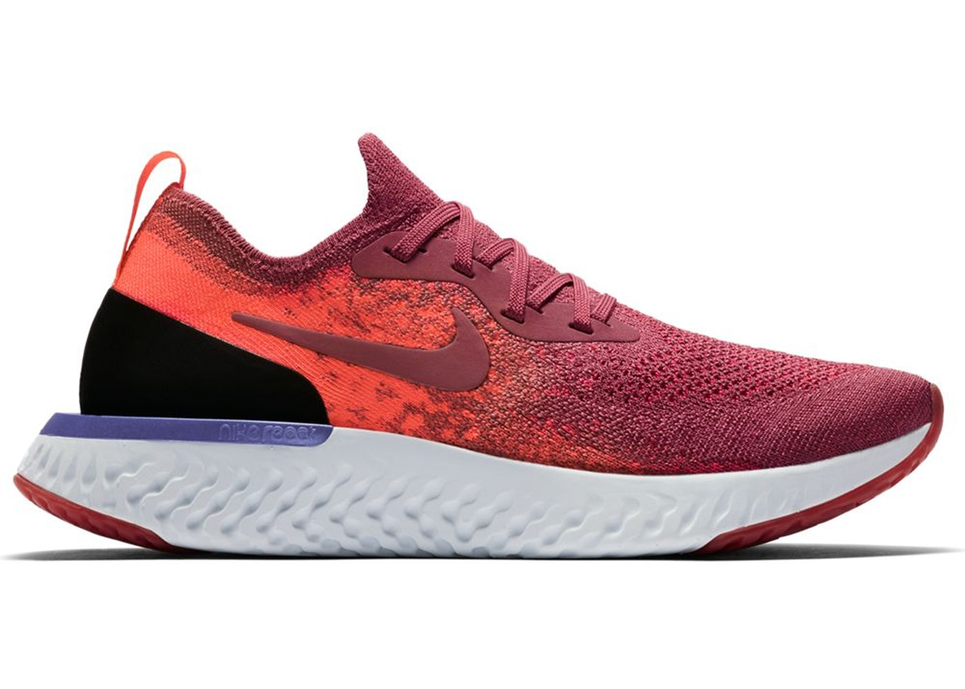 373c248a3013 Sell. or Ask. Size  6.5W. View All Bids. Nike Epic React Flyknit Rust Pink  ...