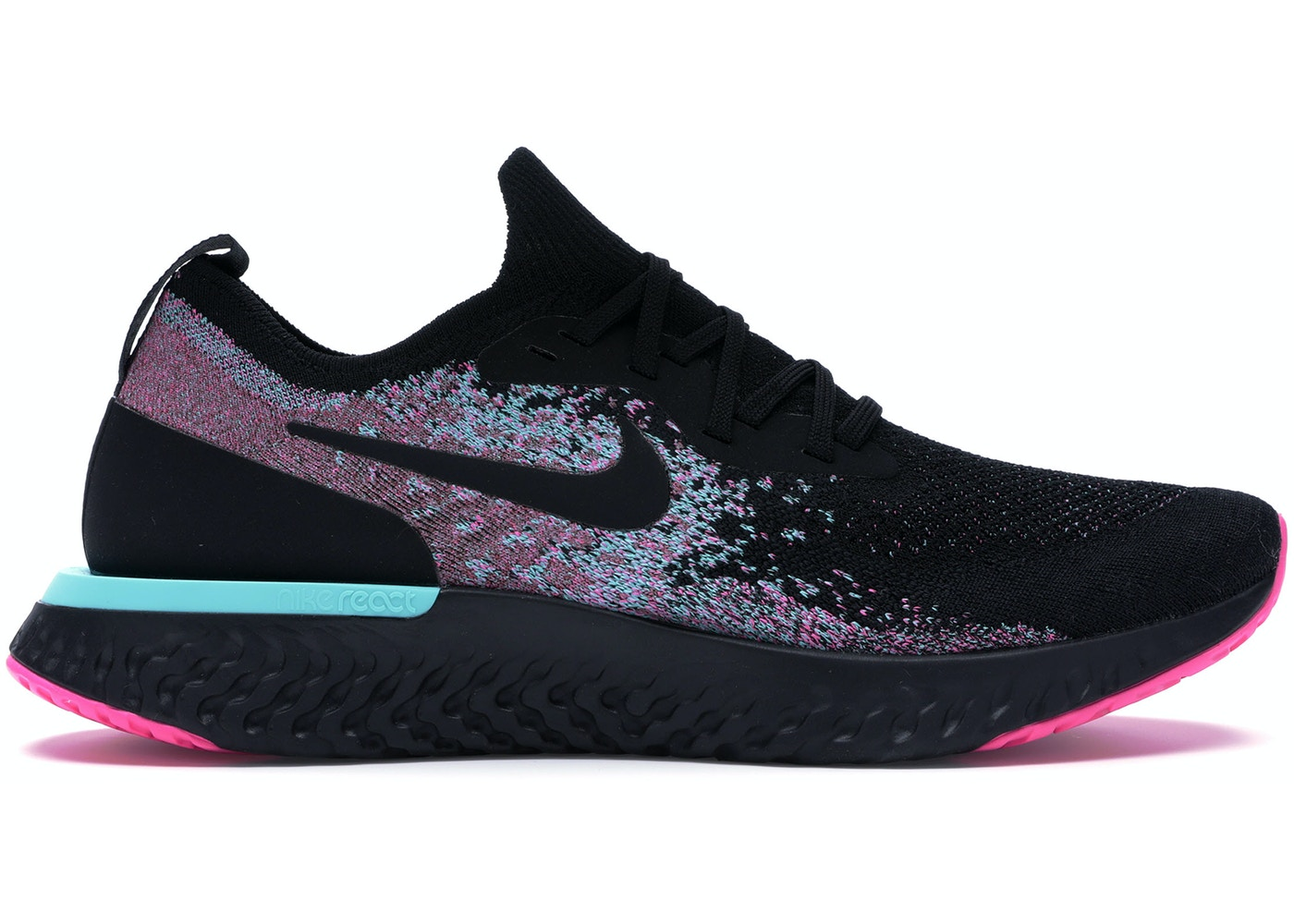 new product d175d d1e7e Nike Epic React Flyknit South Beach