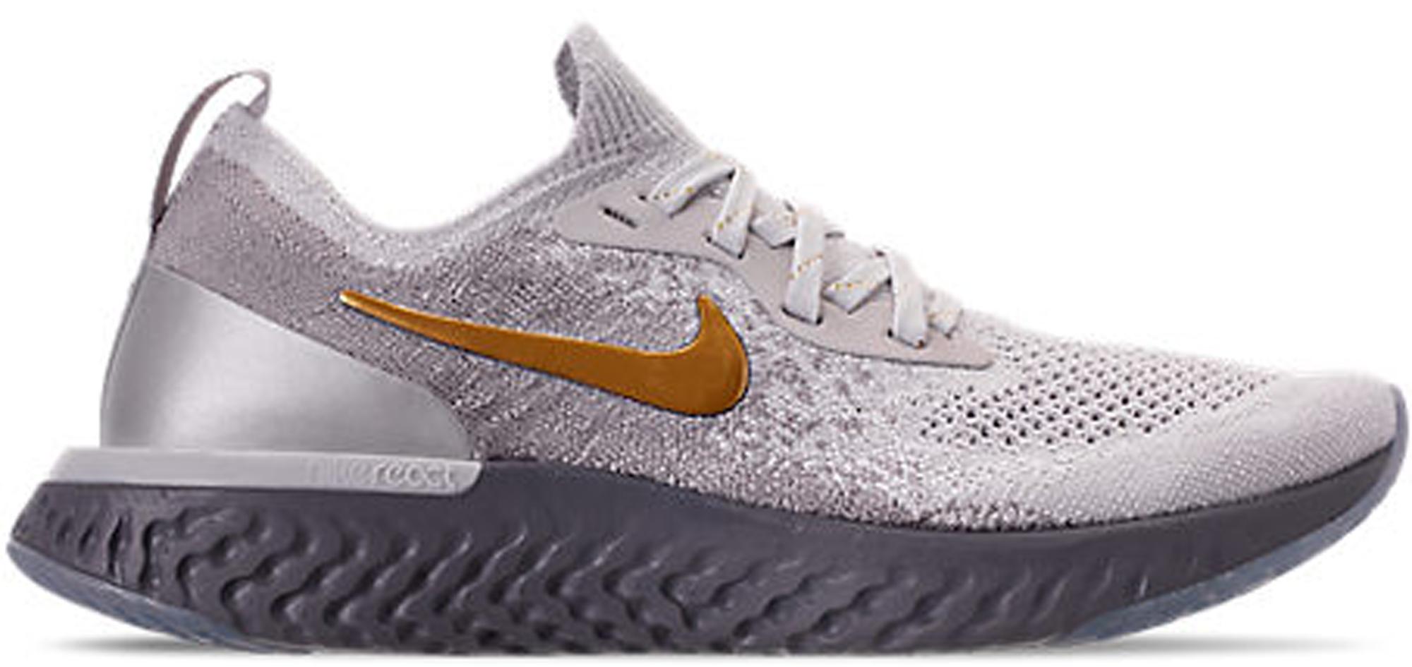 Nike Epic React Flyknit Vast Grey