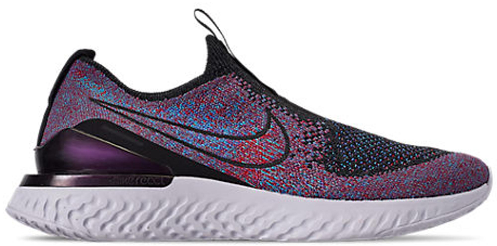 Nike Epic React Moc Flyknit Black