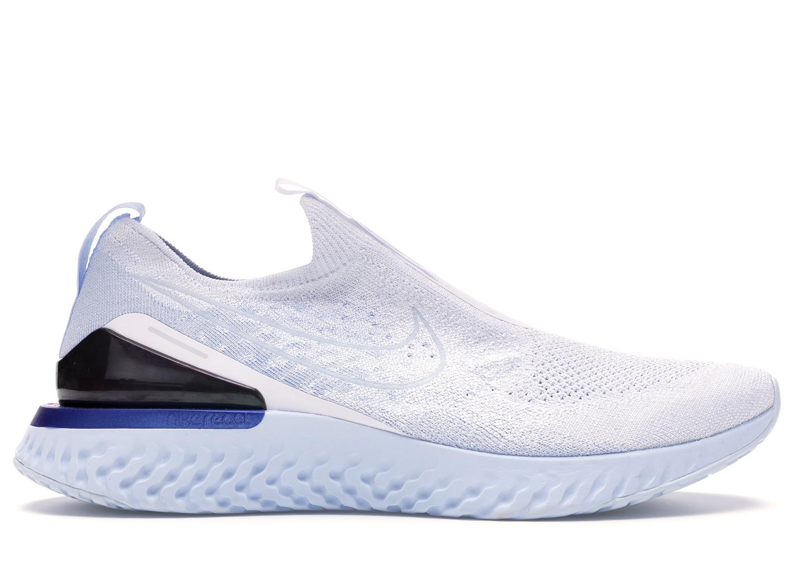 Nike Epic React Moc Flyknit White