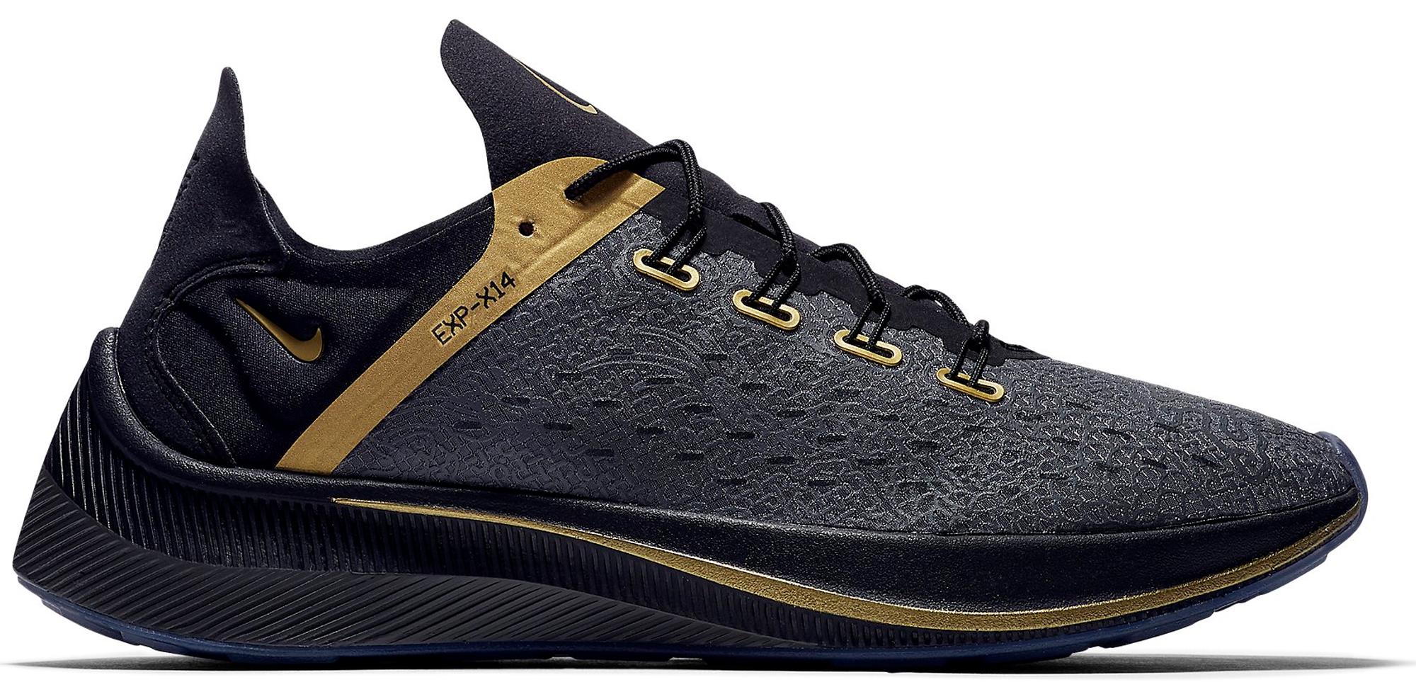Nike Exp-X14 CR7 Cristiano Ronaldo Black
