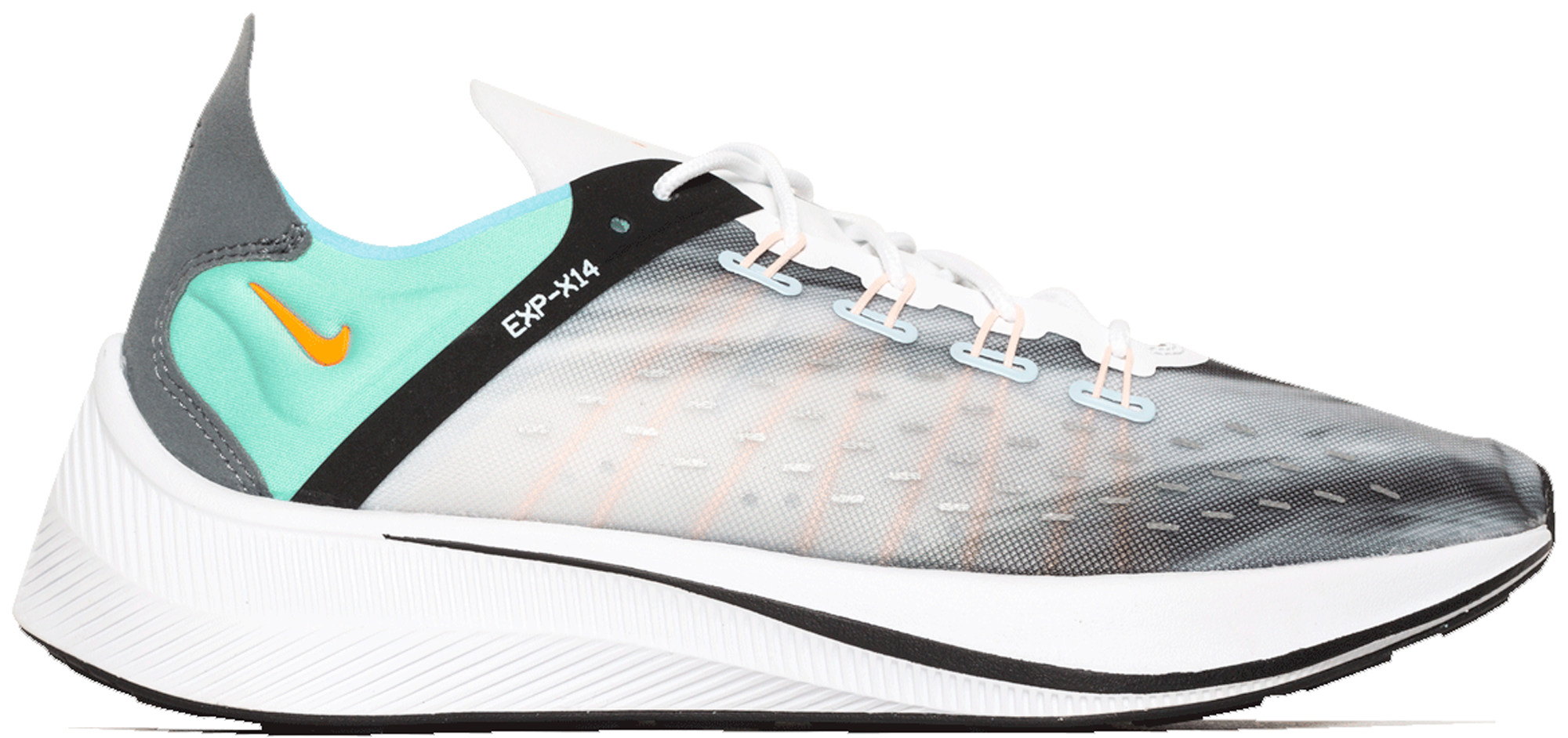 Nike Exp-X14 White Emerald Rise