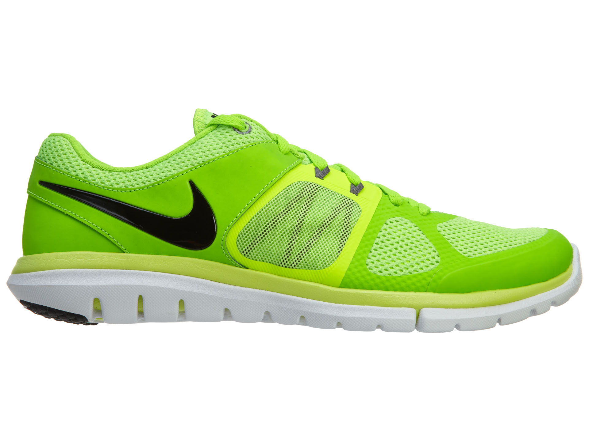 Nike Flex 2014 Rn Msl Electric Green
