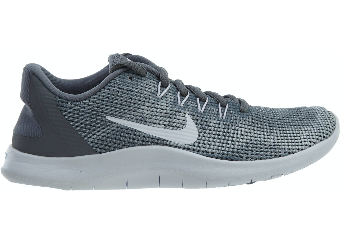 1e0028da Sell. or Ask. Size --. View All Bids. Nike Flex 2018 Rn Cool Grey White ...