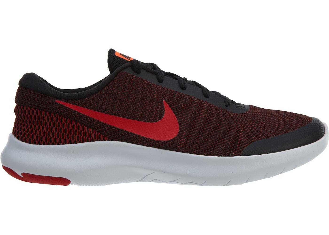 04c71e2892b43 ... Nike Flex Experience Rn 7 Black University Red-Gym Red ...